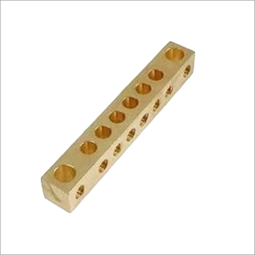Electrical Brass Neutral Link