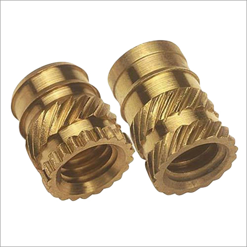 Brass Round Moulding Insert