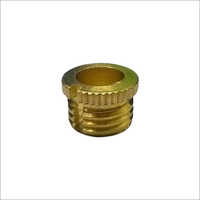 Brass Threaded Round Nut