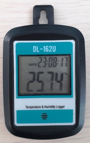 Temperature Humidity Data logger DL 162