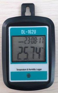 Temperature Humidity Data logger DL 162