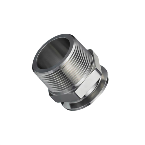 Precision Stainless Steel CNC Components