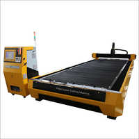 Open Fiber Laser Cutting Machine