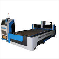 Single Table CNC Laser Cutting Machine