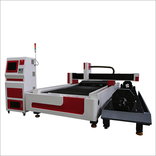 Auto-Exchange Metal Fiber Laser Cutting Machine
