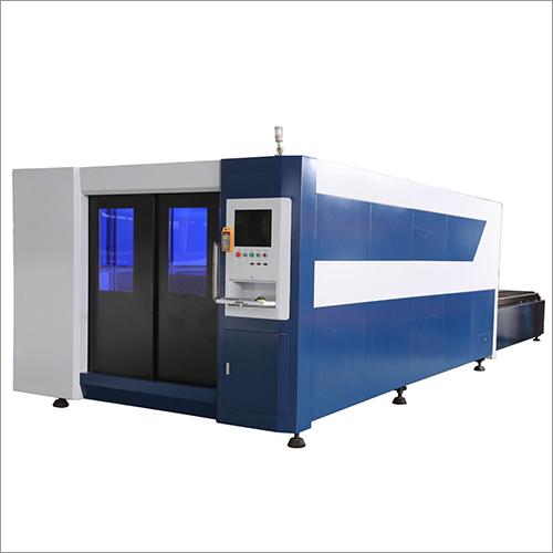 Enclosed Fiber Laser Cutting Machine