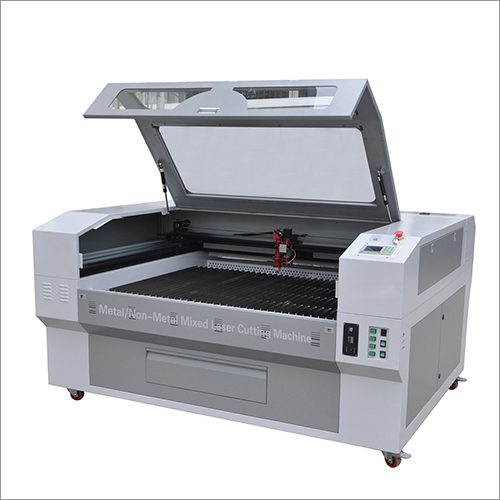 CO2 Laser Metal & Non Metal Cutting Machine
