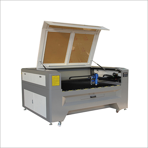 Electrical CO2 Laser Metal And Non Metal Mixed Cutting Machine