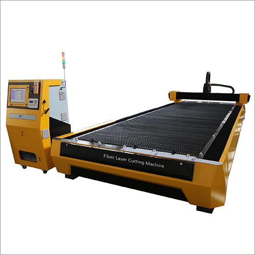 2D Fiber Laser Cutting Machine