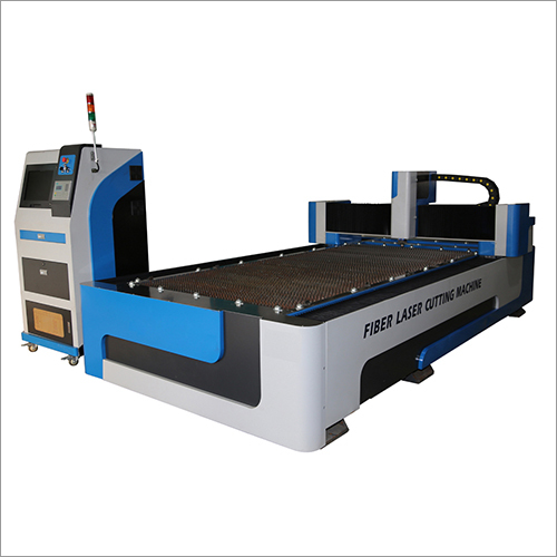 Flatbed Fiber Laser Cutting Machine