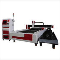 CNC Auto-Exchange Fiber Laser Cutting Machine