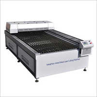 Metal - Non Metal Mixed Laser Cutting Machine