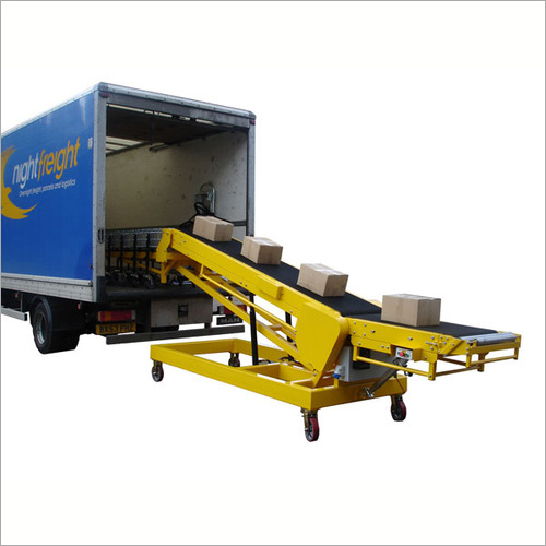 Vehicle Loader & Unloader Material Handling Equipment
