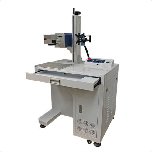 30 W Electrical Fiber Laser Marking Machine