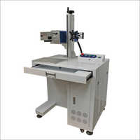 30 W Electrical Fiber Laser Marking Machine