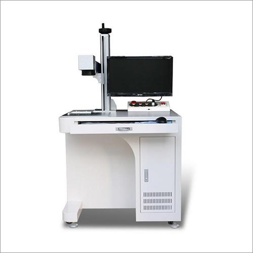 30 W Fiber Laser Marking Machine