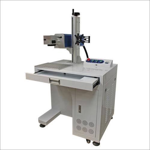 50 W Fiber Laser Marking Machine