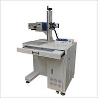 50 W Fiber Laser Marking Machine