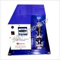 ABRASION TESTER FOR SOLE LEATHER/ VESLIC RUB FASTNESS TESTER