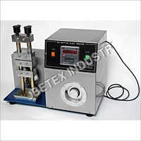 14 DeMattia Flexing Fatigue Tester