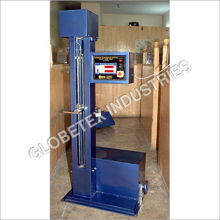 Digital Single Yarn Strength Tester