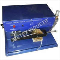 Water Absorption & Desorption Tester