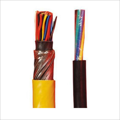 Armoured and Unarmoured Control Cable