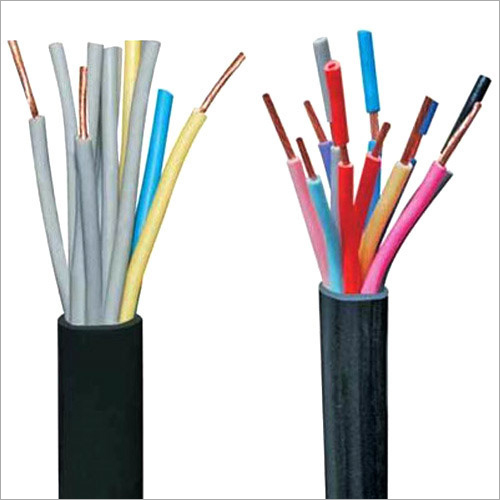 Electronic Unarmored Control Cable