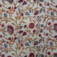 Kashida Embroidery Fabric / Kashida Embroidery Work