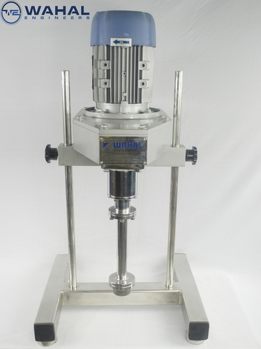 Lab Model Batch Homogenizer