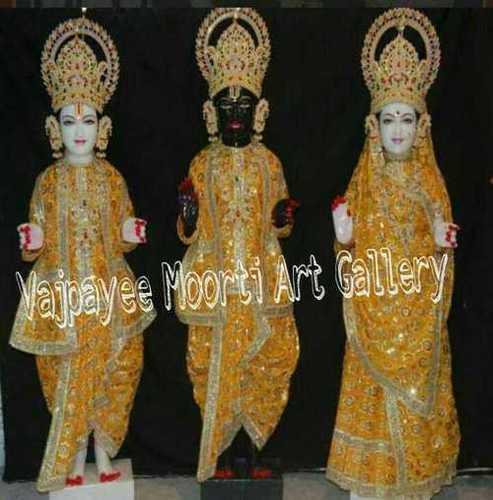 Lord Ram Darbar Statues