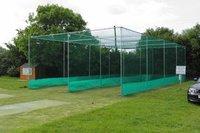 3 mm Green Nylon Cricket Practice Net
