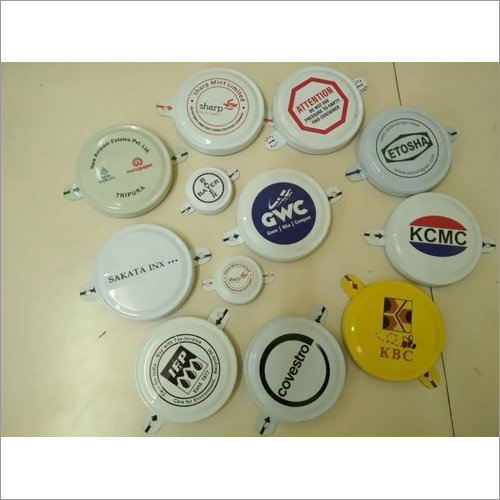 Plain and Printed Drum Cap Seals