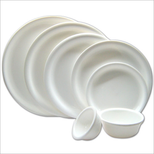 Disposable Plain Paper Plate