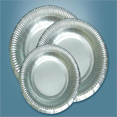 Disposable Paper Dona Plate