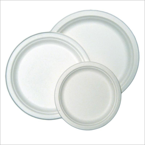 Disposable Thermocol Plate