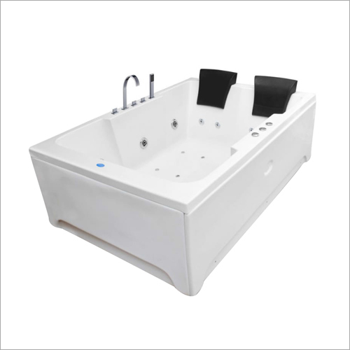 Two Seater Jacuzzi Bathtub