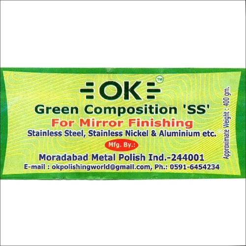 Green Polishing Composition