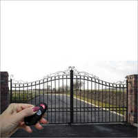 Automatic Gate Opening System
