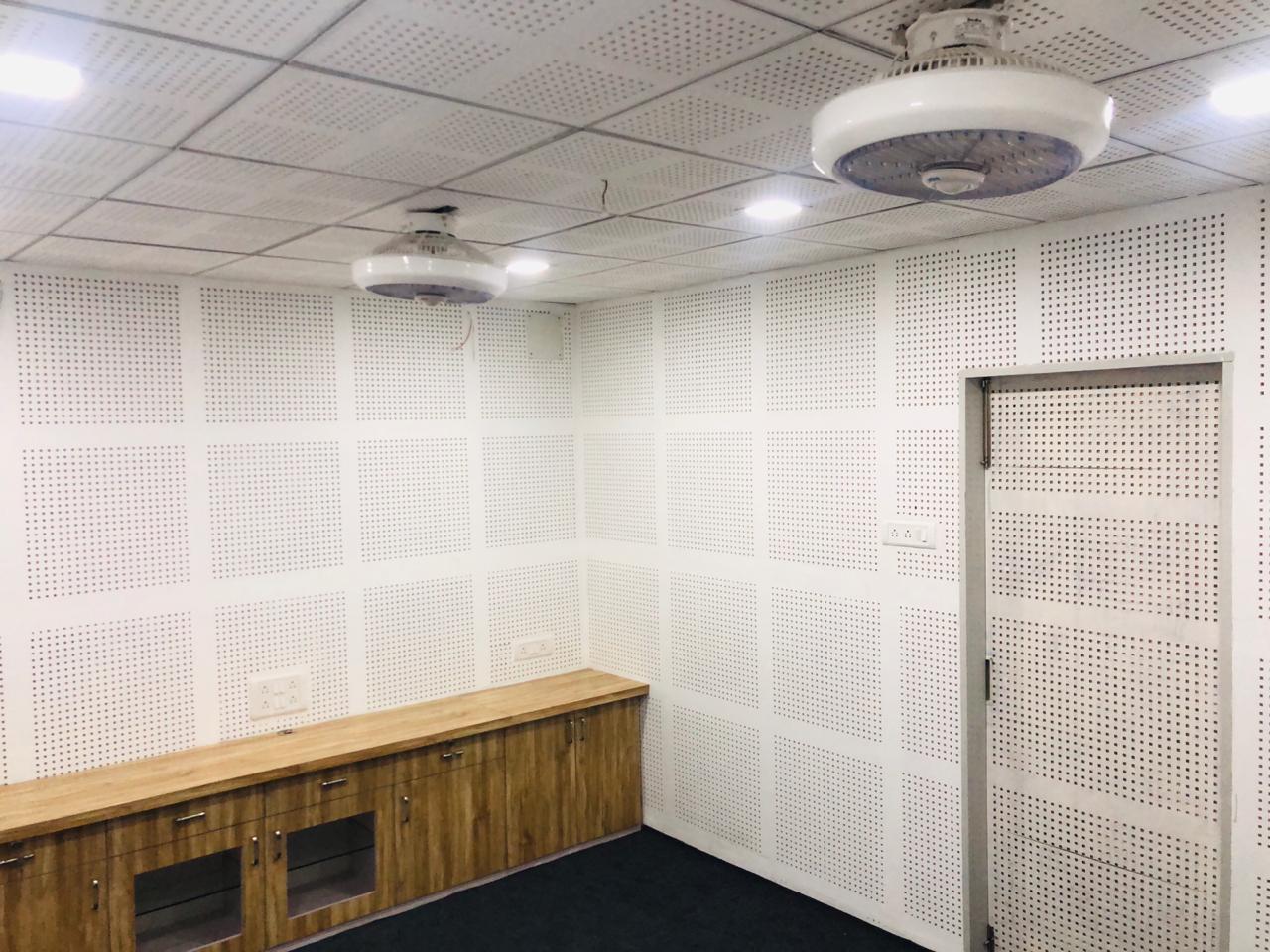 acoustic enclosure