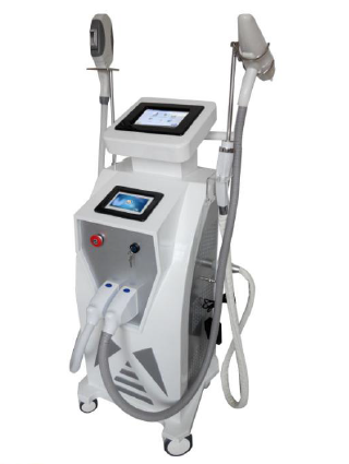 Hot OPT SHR IPL Yag Laser Cooling RF