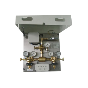 Automatic Changeover Gas Manifold