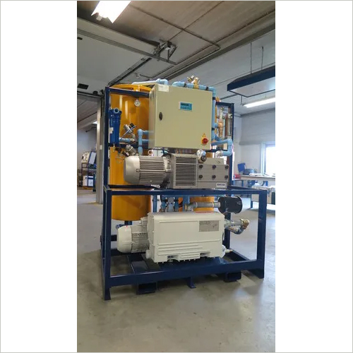 VPSA Nitrogen Generator
