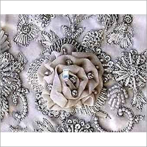Designer Embroidered Lace