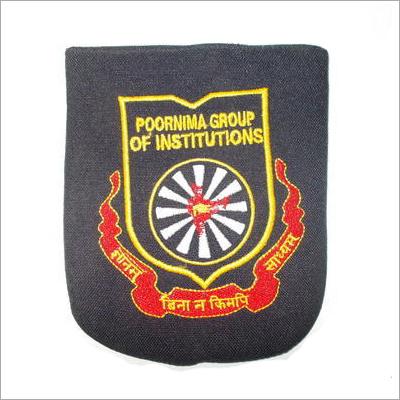 Woven Institute Badge