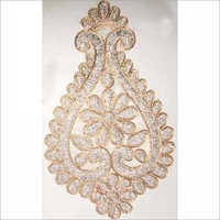 Fancy Saree Embroidery Patch