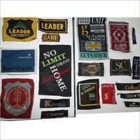 Designer Woven Sticker