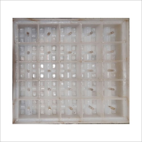 Cover Block Plastic Mould