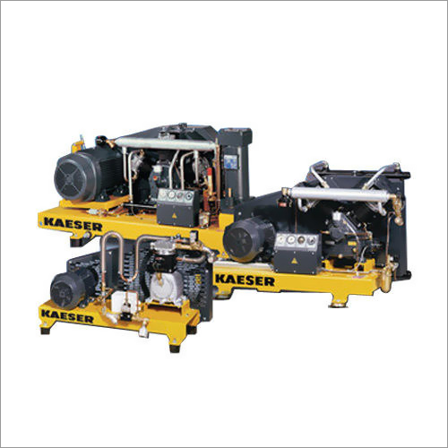 High Pressure Air Booster Compressor