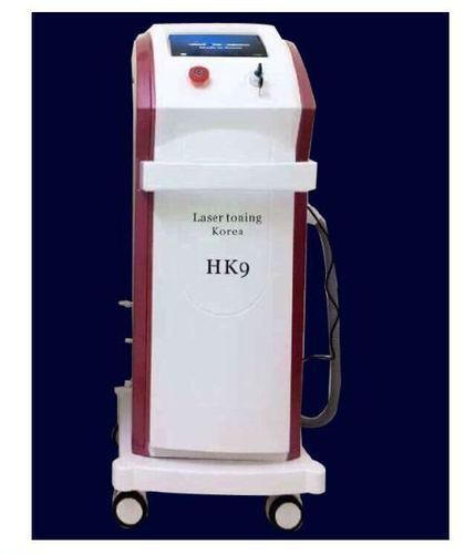 Vertical Yag Laser Machine